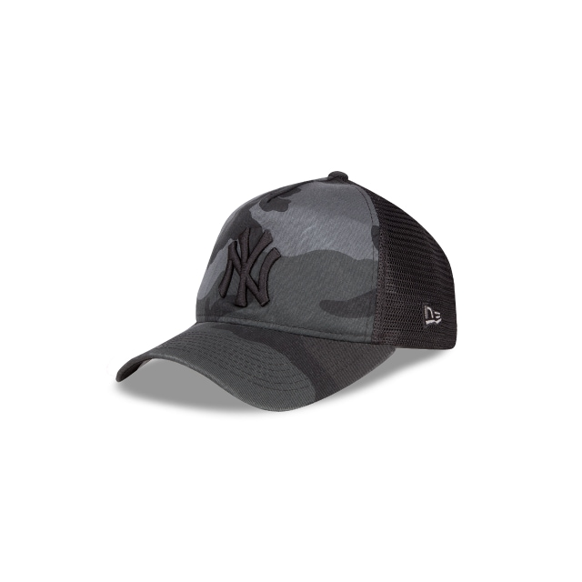 New York Yankees Washed Camo Niño 9forty Af Strapback | New Era Cap