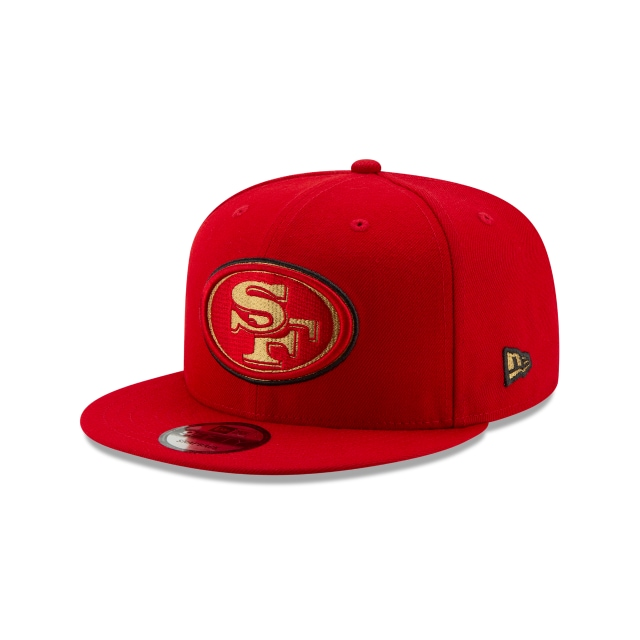 Gorra De San Francisco 49ers Loggo Stopper  9fifty Snapback | New Era Cap