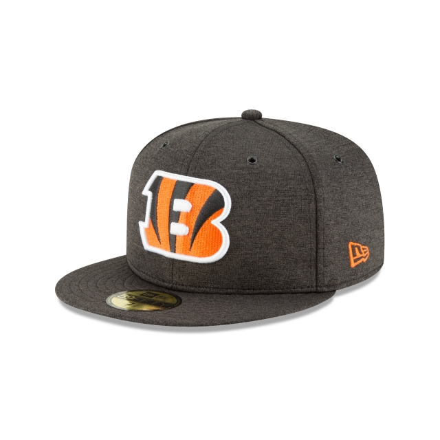 Cincinnati Bengals Nfl Sideline Defend 2018  59fifty Cerrada | New Era Cap