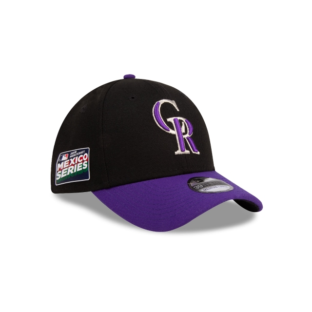 Colorado Rockies Mlb Mexico Series 2019  39thirty Elástica | New Era Cap