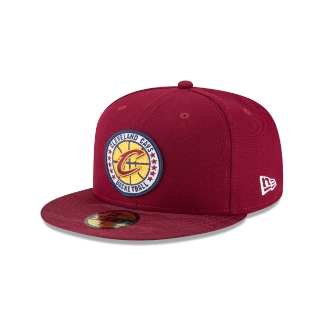 Cleveland Cavaliers Nba Tipoff 2018  59fifty Cerrada | Cleveland Cavaliers Caps | New Era Cap