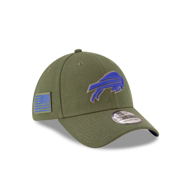 Buffalo Bills NFL Salute To Service 2018  39THIRTY Elástica | Gorras de Buffalo Bills | New Era México