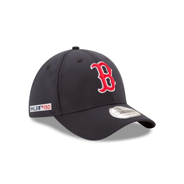 Boston Red Sox Mlb 150 Aniversario  39thirty Elástica | New Era Cap