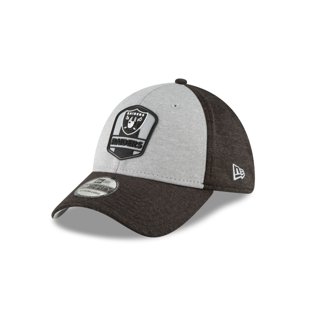Oakland Raiders Nfl Sideline Attack 39thirty Elástica | New Era Cap