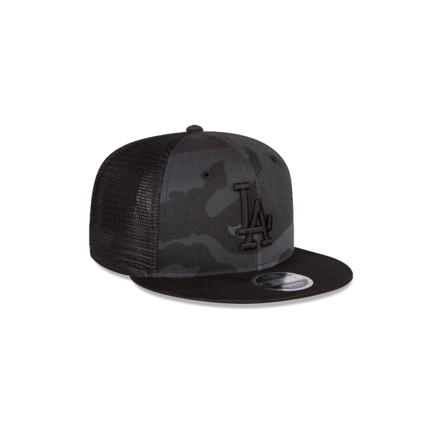 Los Angeles Dodgers Washed Camo Niño 9fifty Snapback | Los Angeles Dodgers Caps | New Era Cap