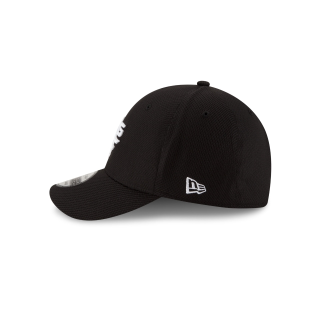 New Era Golf Contour Strech  39thirty Elástica | Contr Strtch Neg Tee Caps | New Era Cap