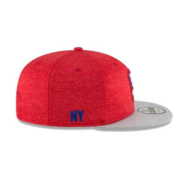 New York Giants Nfl Sideline Attack 9fifty Snapback | New York Giants Caps | New Era Cap