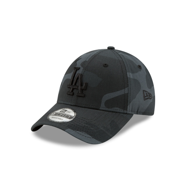 Los Angeles Dodgers Camo Essential  9forty Strapback | New Era Cap