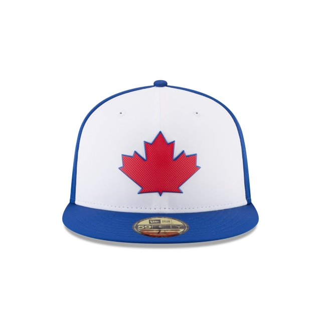 Toronto Blue Jays Mlb Prolight  59fifty Cerrada | Toronto Blue Jays Caps | New Era Cap