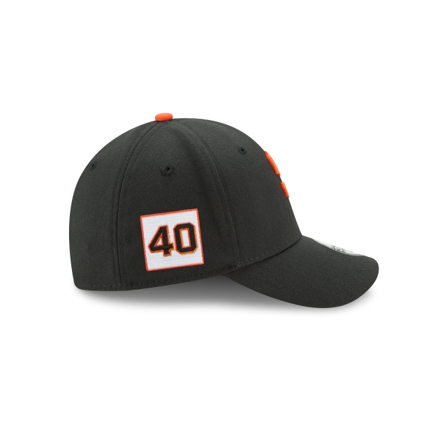 Gorra De San Francisco Giants Player Number 40 Madison Bumgarner 39thirty Elástica | San Francisco Giants Caps | New Era Cap
