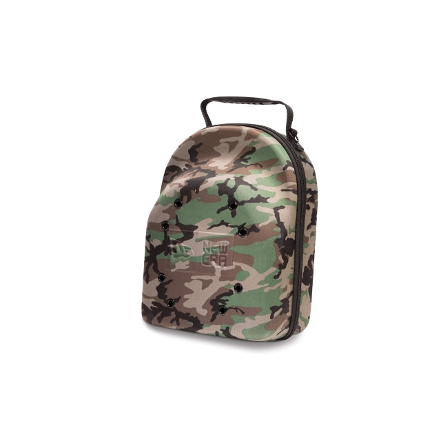 New Era Cap Carrier 6 Pack Woodcamo Accesorios | New Era Cap