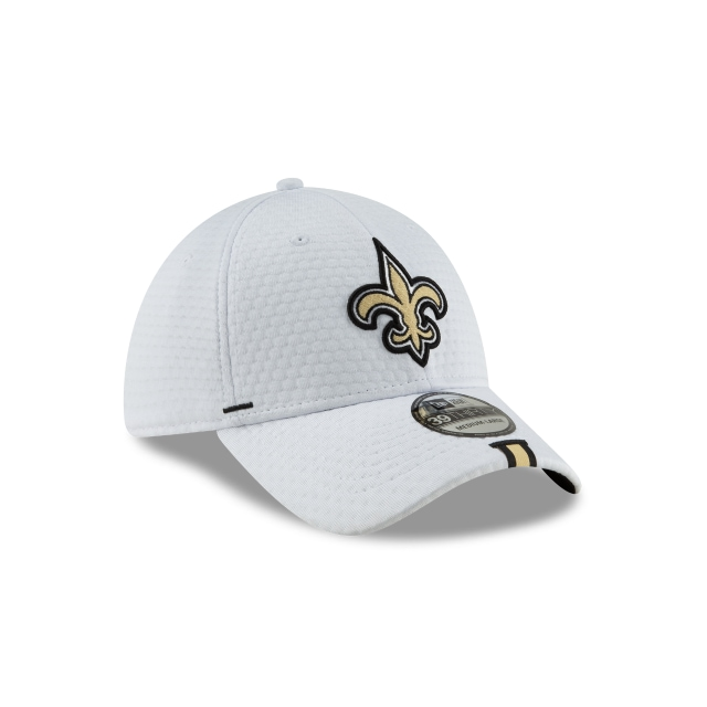 New Orleans Saints Nfl Training 2019  39thirty Elástica | New Orleans Saints Caps | New Era Cap