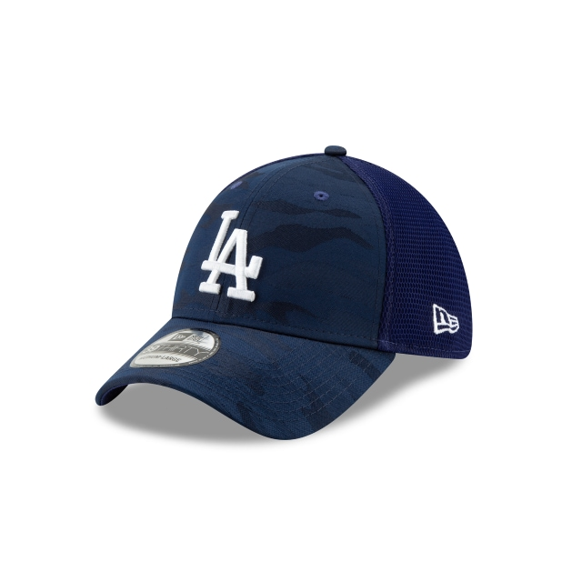 Los Angeles Dodgers Camo Front 39THIRTY Elástica | Gorras de Los Angeles Dodgers | New Era México
