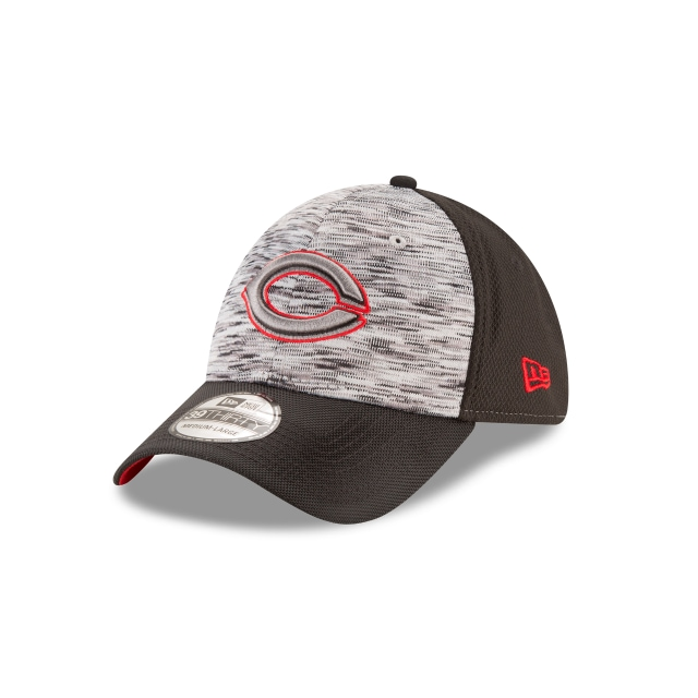 Cincinnati Reds Shadow Faded  39THIRTY Elástica | Gorras de Cincinnati Reds | New Era México