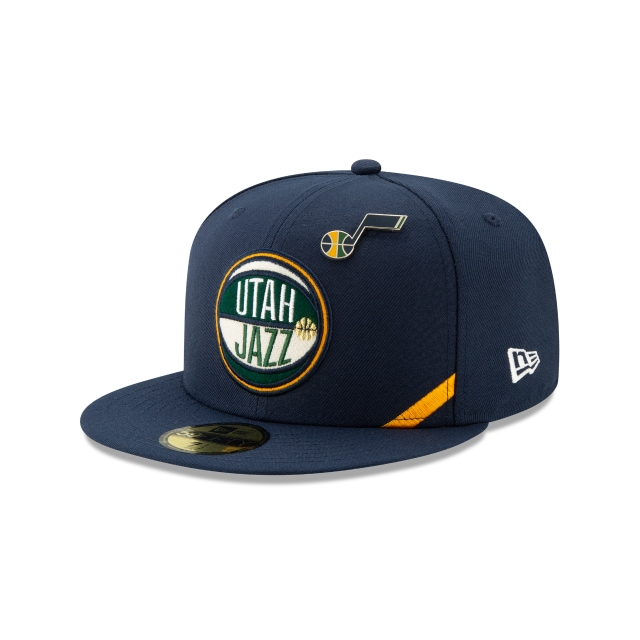 Utah Jazz Nba Draft 2019  59fifty Cerrada | New Era Cap