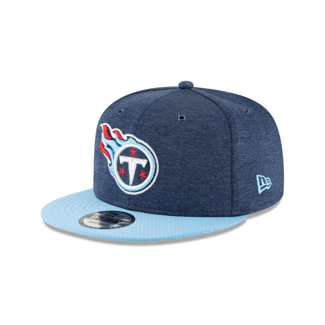 Tennessee Titans NFL Sideline Defend 2018 9FIFTY Snapback | Gorras de Tennessee Titans | New Era México
