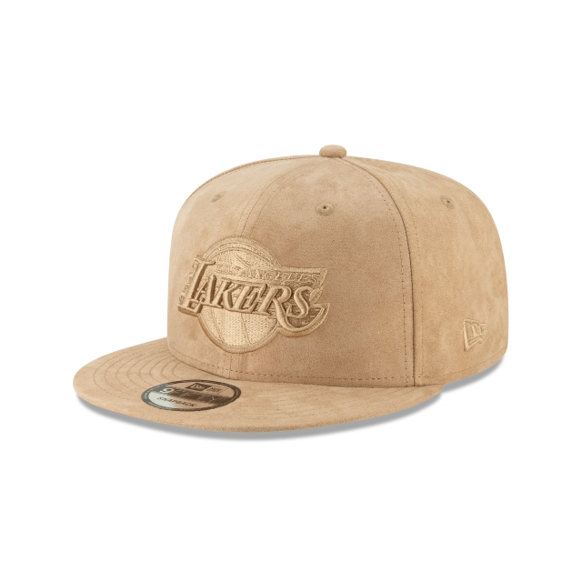 Gorra De Los Angeles Lakers Spring Suede  9fifty Snapback | La Lakers Caps | New Era Cap