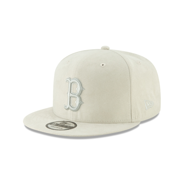 Gorra De Boston Red Sox Spring Suede  9fifty Snapback | New Era Cap