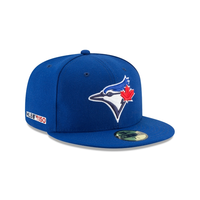 Toronto Blue Jays Mlb 150 Aniversario  59fifty Cerrada | New Era Cap