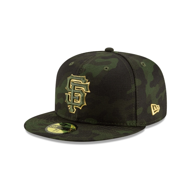 San Francisco Giants MLB Armed Forces Day 2019  59FIFTY Cerrada | Gorras de San Francisco Giants | New Era México