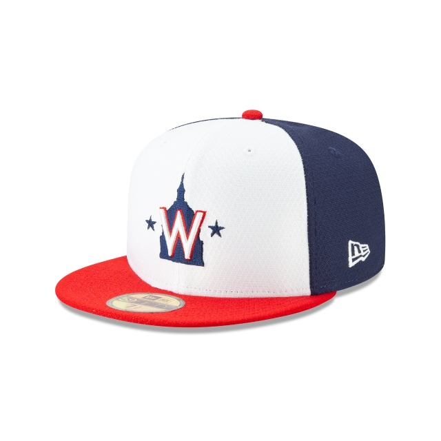 Washington Nationals Mlb Batting Practice 2019  59fifty Cerrada | New Era Cap