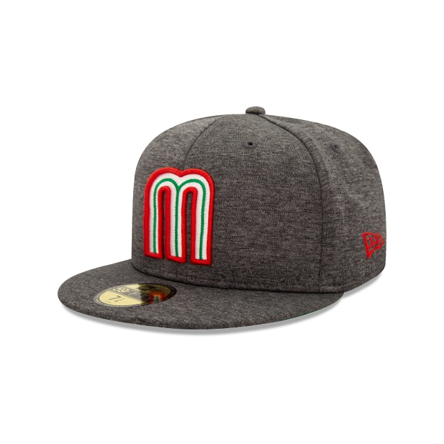 México La M Grafito 59fifty Cerrada | New Era Cap