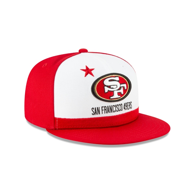 Gorra De San Francisco 49ers Nfl Draft 2019  59fifty Cerrada | San Francisco 49ers Caps | New Era Cap