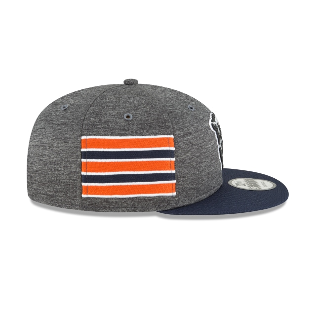 Chicago Bears Nfl Sideline Defend 2018 9fifty Snapback | Chicago Bears Caps | New Era Cap