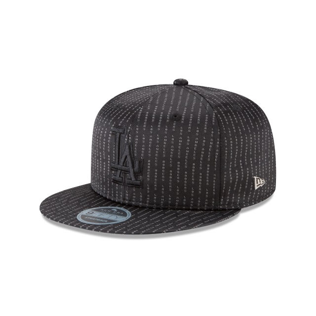 Los Angeles Dodgers Injection Pack  Suited Team 9fifty Snapback | New Era Cap