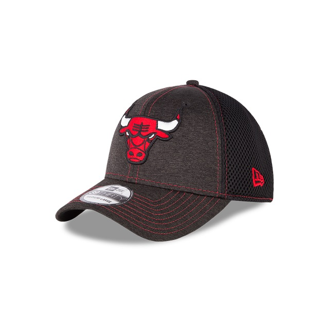 Chicago Bulls Classic Shade  39THIRTY Elástica | Gorras de Chicago Bulls | New Era México