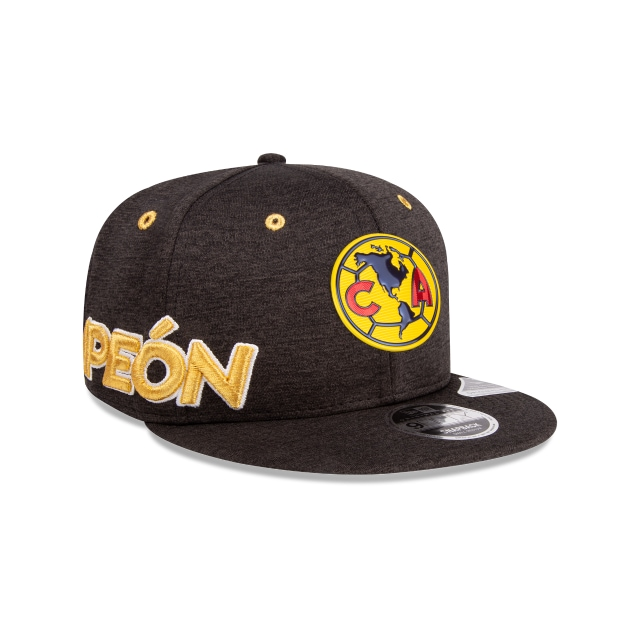 Club América Campeón Apertura 2018 Futbol Mexicano  9fifty Of Snapback | New Era Cap