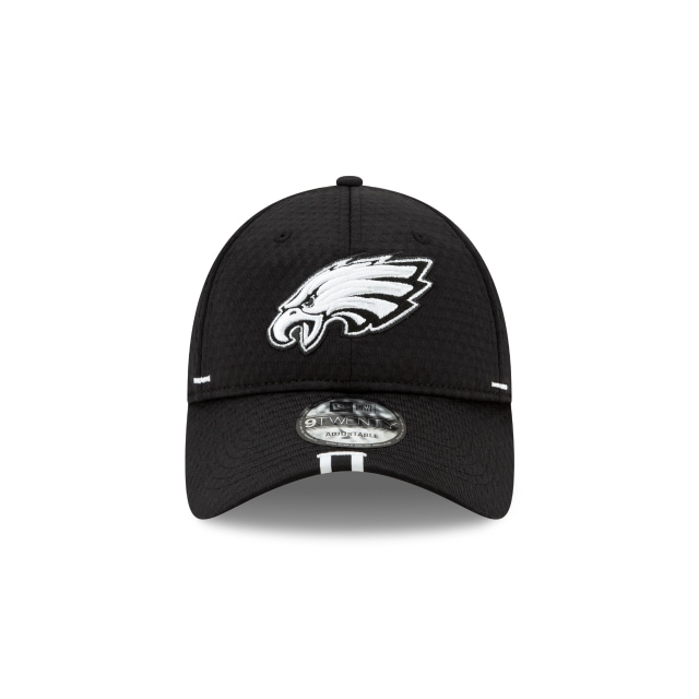 Philadelphia Eagles Nfl Training 2019  9twenty Strapback | Philadelphia Eagles Caps | New Era Cap
