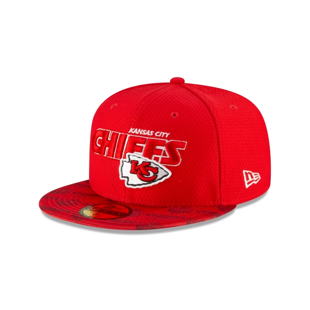 Kansas City Chiefs Nfl México Game 2018  59fifty Cerrada | New Era Cap