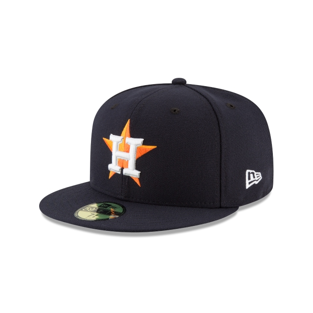 Houston Astros Authentic Collection  59fifty Cerrada | New Era Cap