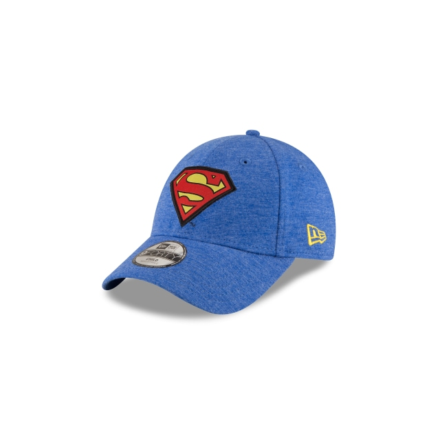 Superman Character Jersey Niño 9FORTY Strapback | Gorras Character Jersey | New Era México
