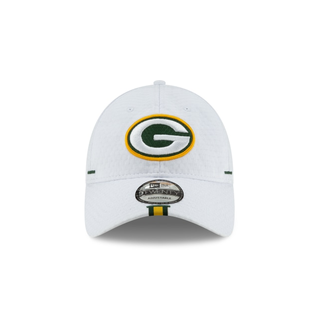 Green Bay Packers Nfl Training 2019  9twenty Strapback | Green Bay Packers Caps | New Era Cap