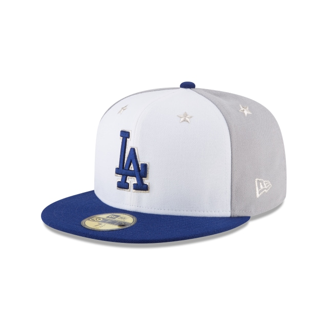 Los Angeles Dodgers Mlb All-star Game 2018  59fifty Cerrada | New Era Cap