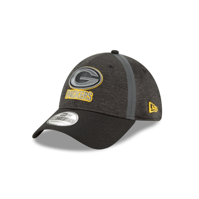 Green Bay Packers Clubhouse Reflective 39thirty Elástica | New Era Cap
