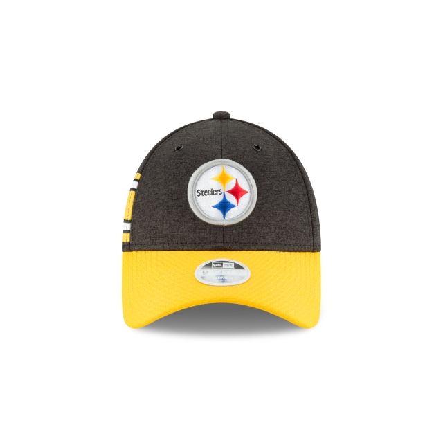 Pittsburgh Steelers Nfl Sideline Defend 2018 Mujer 9forty Strapback | Pittsburgh Steelers Caps | New Era Cap