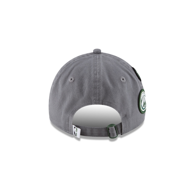 Milwaukee Bucks Nba Draft 2018 9twenty Strapback | Milwaukee Bucks Caps | New Era Cap