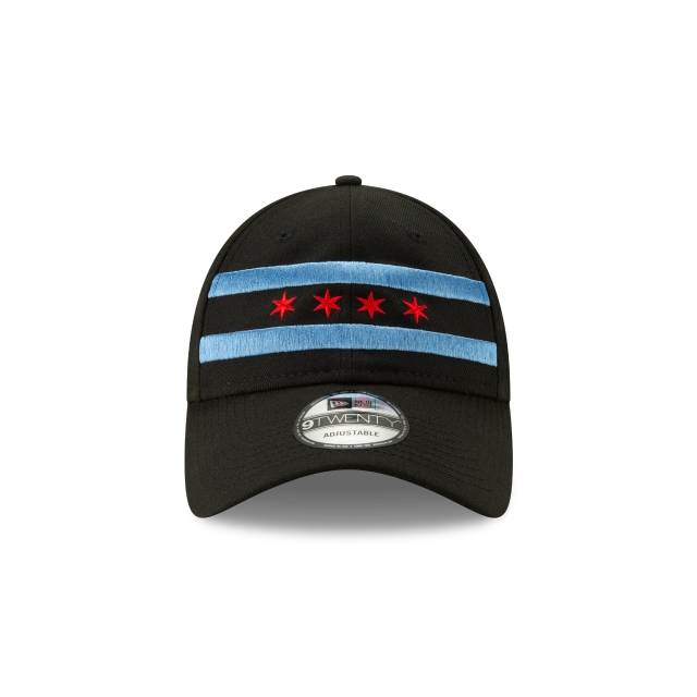Chicago Bulls Nba City Series 2018  9twenty Strapback | Chicago Bulls Caps | New Era Cap