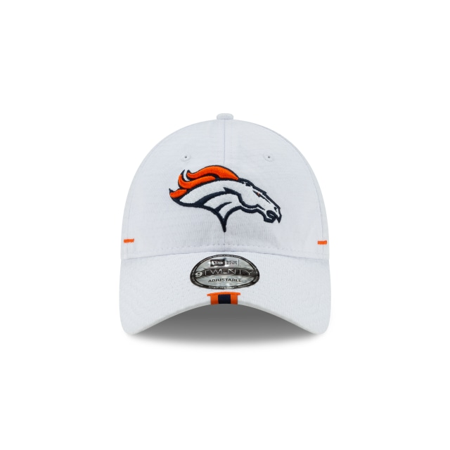 Denver Broncos Nfl Training 2019  9twenty Strapback | Denver Broncos Caps | New Era Cap