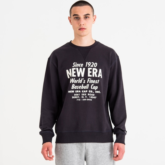 Sudadera de New Era Established Crew | Established Crew | New Era México