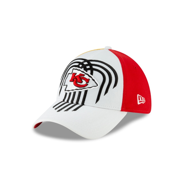 Gorra De Kansas City Chiefs Nfl Draft 2019  39thirty Elástica | New Era Cap