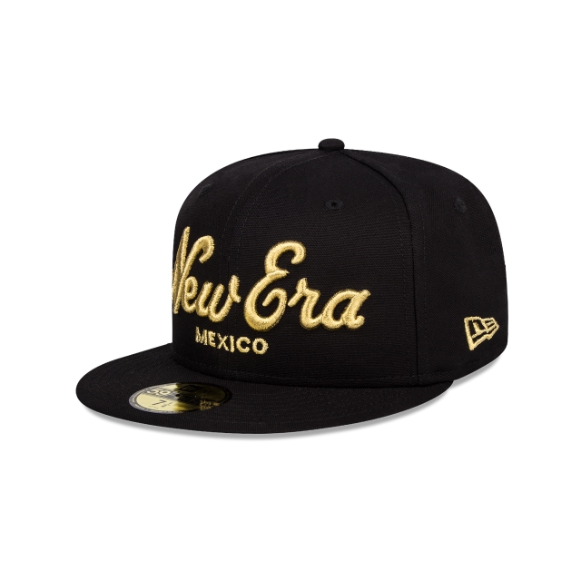 New Era Básicos De México  59fifty Cerrada | Custom 5950 Caps | New Era Cap