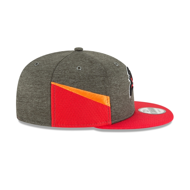 Tampa Bay Buccaneers Nfl Sideline Defend 2018 9fifty Snapback | Tampa Bay Buccaneers Caps | New Era Cap