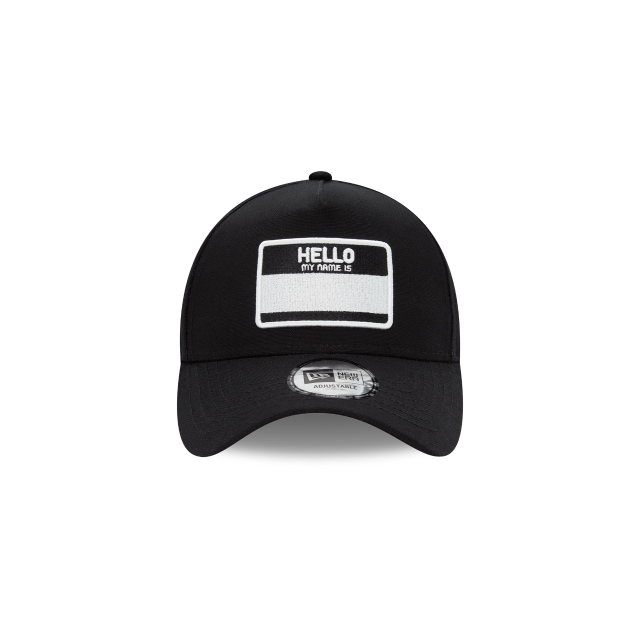 New Era Hello My Name Is  9FORTY Strapback | Gorras Hello My Name Is | New Era México