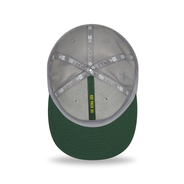 Green Bay Packers Nfl Sideline Attack 59fifty Cerrada | Green Bay Packers Caps | New Era Cap