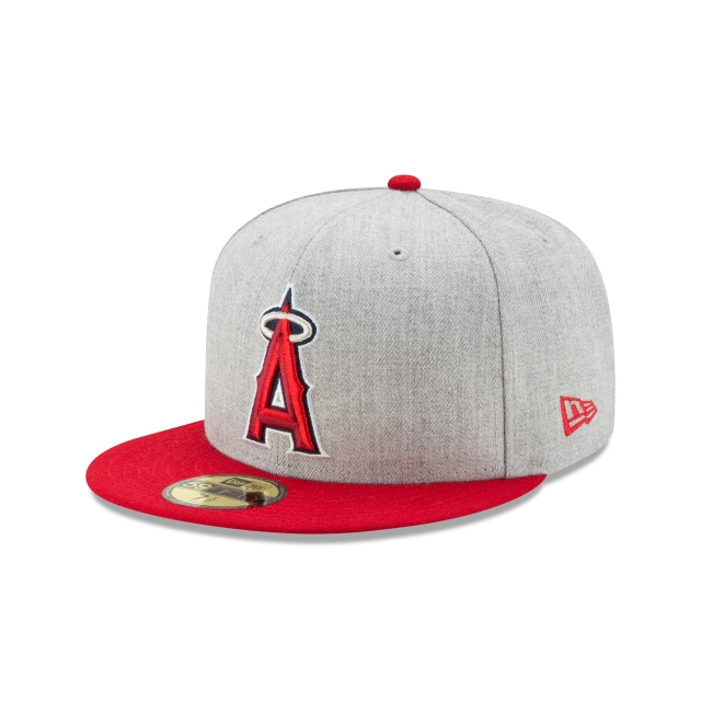 Los Angeles Angles MLB Lifestyle  59FIFTY Cerrada | Gorras de Los Angeles Angels | New Era México