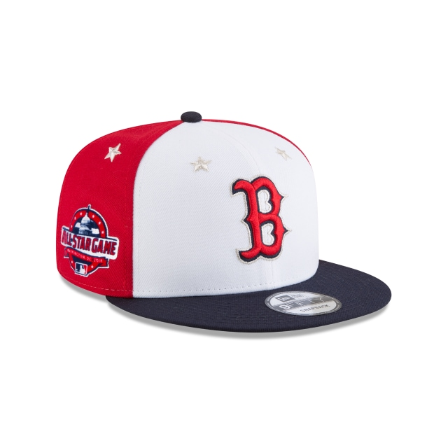 Boston Red Sox Mlb All-star Game 2018  9fifty Snapback | Boston Red Sox Caps | New Era Cap